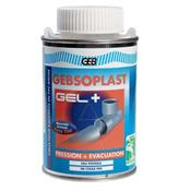 Colle PVC EVAC/PRESSION GEBSOPLAST GEL+ 250 ml